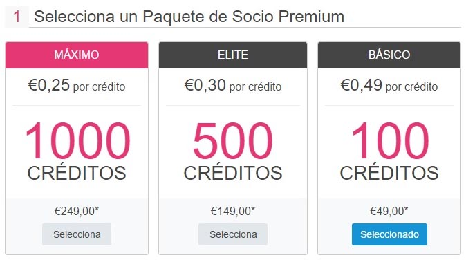 precios ashley madison