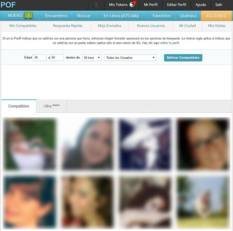 opiniones pof plenty of fish-