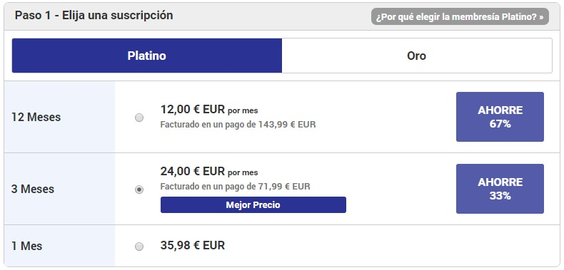 precios latinamericancupid