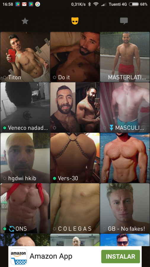 Quedan para follar por internet gay