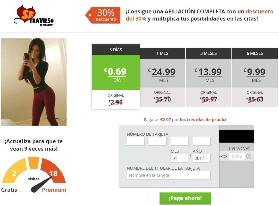 precios setravieso.es
