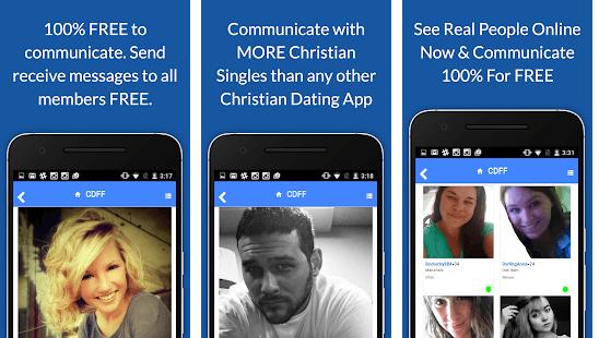app christian dating