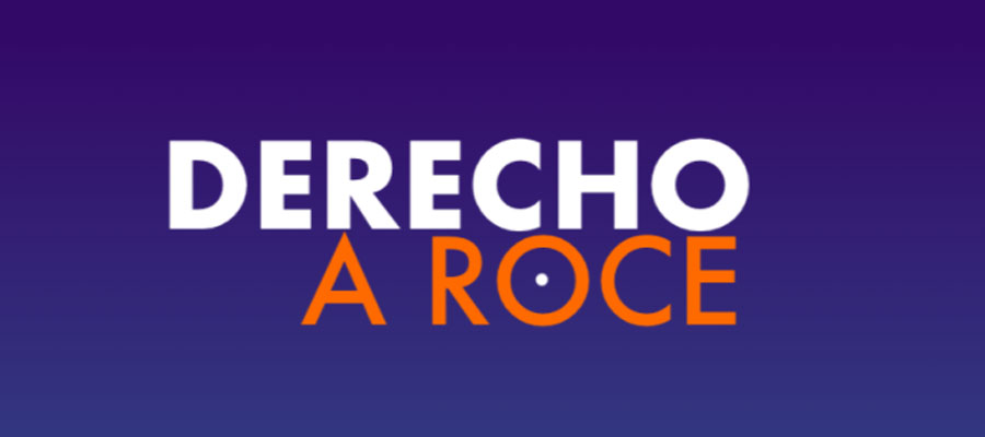 derecho a roce logo
